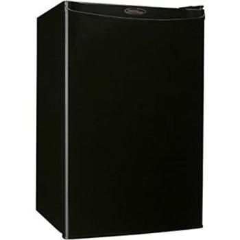 Danby Designer DCR044A2BDD Compact Refrigerator 4.4-Cubic Feet Black
