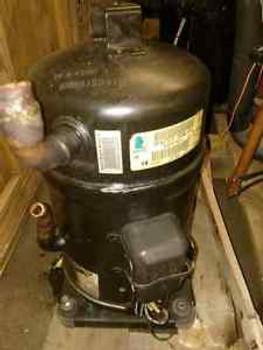 Tecumseh SF107UT-009-A4 3 Phase 460 Volt Scroll Compressor