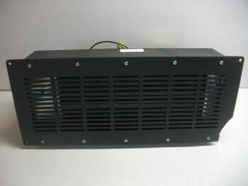 MARADYNE MM-A1160003 Marine Heater12V16Grill Face G8053635