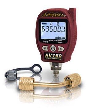Appion AV760  Wireless Full Range Digital Vacuum Gauge