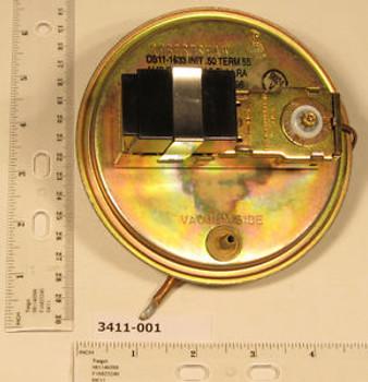 Ranco DS11-1533 STATIC PRESSURE HEAT PUMP DE-ICE CONTROL WITH 36 C - 3411-001