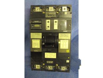 Square D MEL36800LI 3P, 800A 600V MEL Circuit Breaker