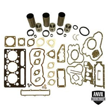 1209-Ad31525 Massey Ferguson Parts Anvil Base Engine Kit 135 150 1544 160 20