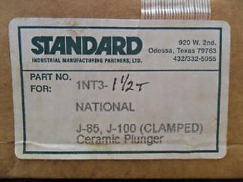 1Nt3-1 1/2T National J-100 Ceramic Plunger