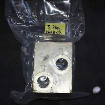 Rexroth Hydraulics R900815079 Fd: 78207  Hsr 06-35/01C So 8 Fe/Zn12C Manifold