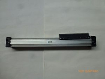 Tpc Tcrlb40-350 Linear Actuator Id20 With Norgren Qm/34/S/2 Wiring New