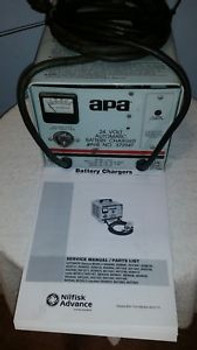 Apa 24 Volt Automatic Battery Charger Part 372947 Model 11810