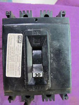 FPE Federal Pacific NEF431030 30 Amp Circuit Breaker