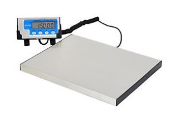 Brecknell Lps-400 Portable Shipping Scales Up To 400Lb. Capacity, Perfect For