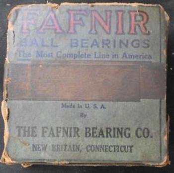 PL5517N Fafnir New Self Aligning Ball Bearing