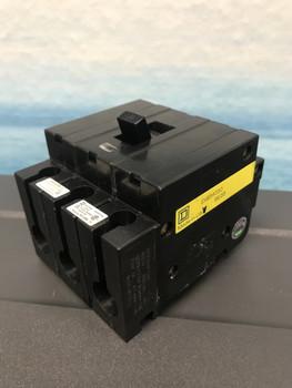 1 SQUARE D EHB34050 50AMP  3 POLE 480/277VAC  FOR NEHB PANEL Good Condition
