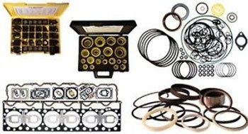 1002946 Oil Cooler Gasket Kit 35Xx Engine Family (6.70 Bore) Fit Cat 3516 Marine