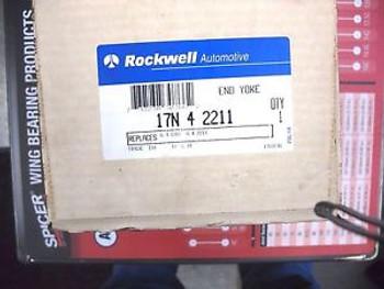 Rockwell / Meritor End, Yoke 17N 4 2211