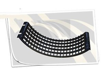 1302563C1 Combine Grate Rotor Keystock Grate International Case Ih