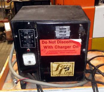 1 Used Ferroline Fl6-510 Industrial Battery Charger 12V