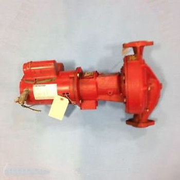 Bell & Gossett Cve 56B17D2011D P Water Pump And 1Ph Motor Usip
