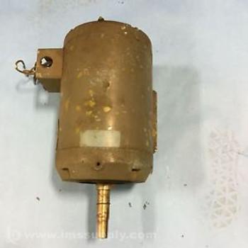 Baldor 36013-194 Pump Motor 184Jm Frame 7.5Hp 3450Rpm 208/220/440 Usip