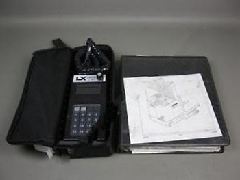 General Electric Ge Lx Handset Evc Ic3645Lxhs1 W/ Cable Clark Npr17 Manual + Lot