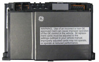 General Electric Ev100 Traction Control Card - Ic3645Lxcd1Zc