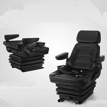 New Suspension Seat Tractor Excavator Farm Tractors Skid Loaders Fore-And-Aft 7