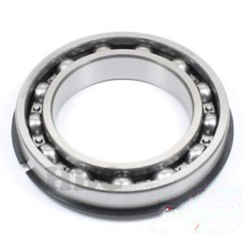 Set Of 10 Radial Ball Bearing 6013-Nr Open With Retaining Ring