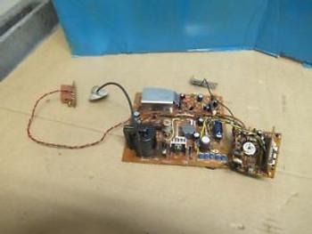 Totoku Electric Circuit Board Card Pbg425-1 Pbg4251 Used
