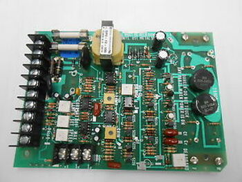 Traco Trg5 89870 Interface Circuit Board Pcb