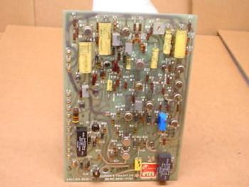 Warner Swasey 8940-6672F Servo Pre-Amp Board