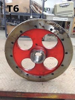 24 170 Tooth Helical Gear W/ 3-1/4 Keyed Shaft Bore 7/16 Pitch 2 Wide