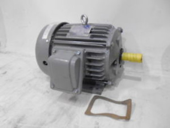 Teco Westinghouse Aehh8N Motor 5 Hp 1745 Rpm New No Box