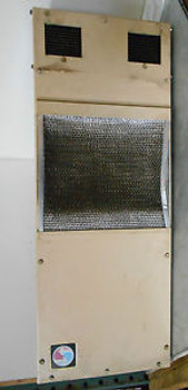 Mclean Electronic Enclosure Heat Exchanger, # He-3316-101, Used, Warranty