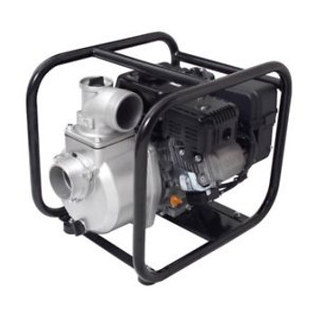 1543A-65Sp Hypro Alum Pump, 3 Npt X 3 Npt W/6.5Hp Power Pro Engine