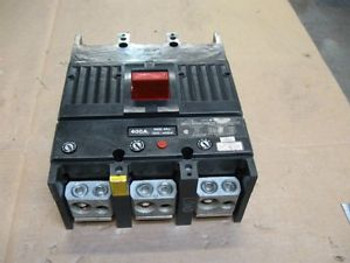 General Electric (TJK636450) 450 Amp Circuit Breaker, Used / Cleaned / Tested
