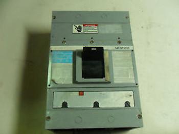 (N3-3) 1 SIEMENS JXD63B300 CIRCUIT BREAKER