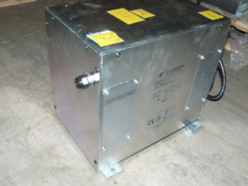 QUALITY TRANSFORMER AND ELECTRONICS MODEL 8901 5.0KVA 480VRMS 50/60HZ