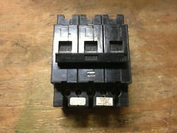 SQUARE D CIRCUIT BREAKER 100 AMP EHB34100