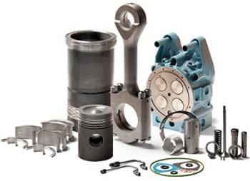 Caterpillar C18 Complete Out Of Frame Rebuild Kit S/N Sth Cyl G4C Nkk Stm Cat