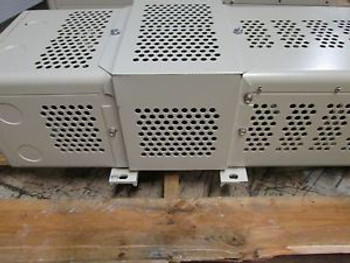 Sola Constant Voltage Transformer 23-23-250-8 5000VA Used