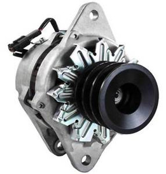 New Alternator Fits Hitachi Excavator Ex370 1998-On 6Sd1T Engine