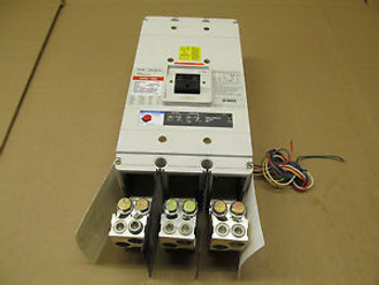 1 CUTLER HAMMER CNDC CNDC312T36W 1200 AMP 600 VAC WITH RMS 310 TRIP UNIT