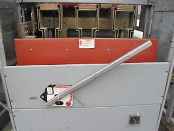 Pringle 3000 Amp 480 Volt Bolt Lok Switch