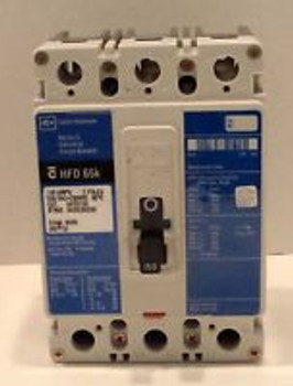 1 CUTLER HAMMER HFD 65K 150 AMPS 600 VAC 250V INDUSTRIAL BREAKER
