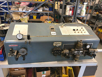 Eubanks Wire Cutter Stripping Model 810A Pneumatic -