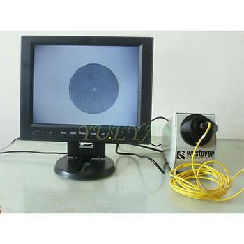 200X/400X Desktop Video Microscope Fibra Optic Inspection Scope Via Dhl Shippin
