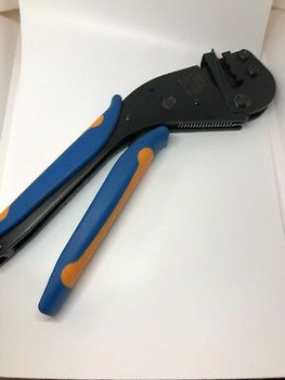 (New) Te Connectivity / Ampâ  59824-1 Tetra Ratchet Hand Crimp Tool (Tyco Elect.)