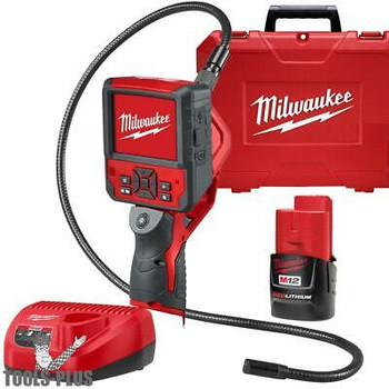 Milwaukee 2315-21 M12 M-Spector Flex 3' Inspection Camera W/Battery+Charger New