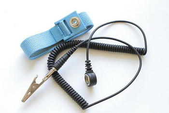 100 Set Of Esd Safe Anti Static Wrist Strap 6Ft Ground Cord (10Mm General)