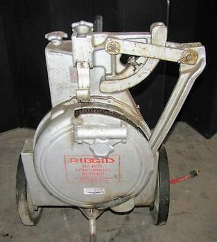 Ridgid Model 805 / 805-Sm Conduit Condumatic  Pipe Bender  (#2276)