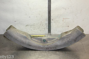 1 -Inch Pipe Bending Shoe J & D Company