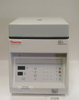 (2) Thermo Electron, Cw2+ & Thermo Fisher, Cw2+ - Cell Washer Centrifuge Sorvall